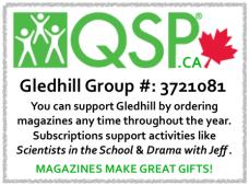QSP Magazine Subscription Fundrasing Link