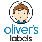 Oliver's Labels - for your Child's Belongings